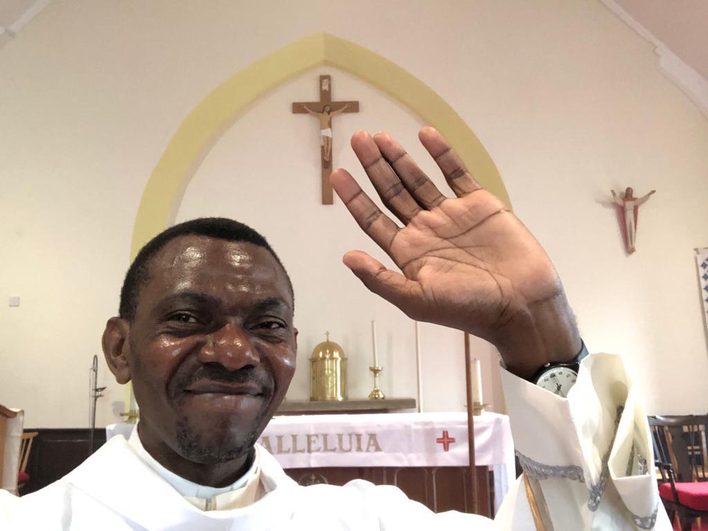 Fr Jacob Kabamba