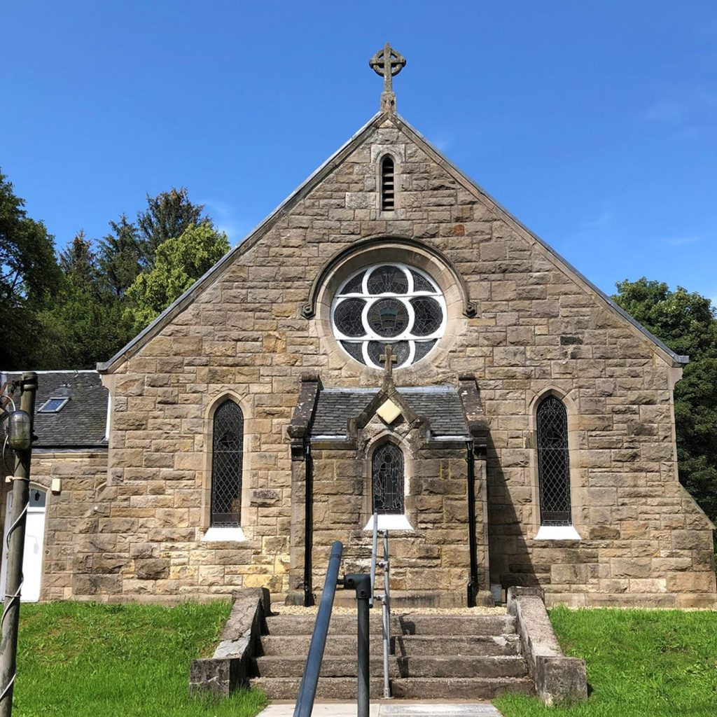 St Kessog's Church Blanefield